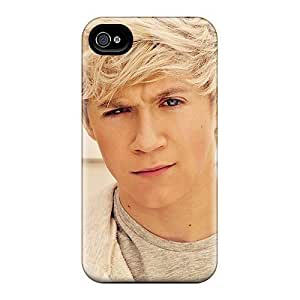 4/4s Scratch-proof Protection Cases Covers For Iphone/ Hot Nial Horan One Direction Phone Cases