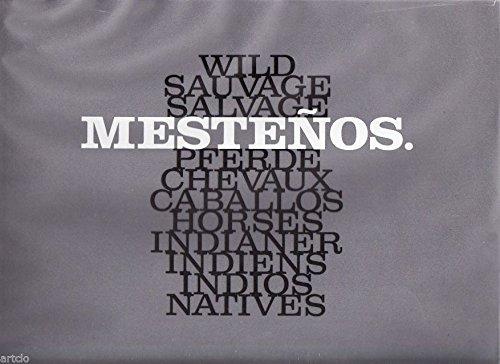 Mesteños: Wild, sauvage, salvage, Pferde, chevaux, caballos, horses, Indianer, indiens, indios, natives