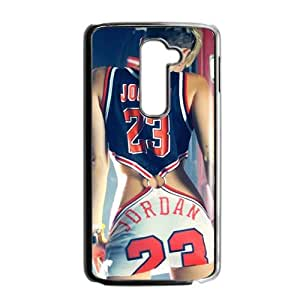 Jordan 23 Brand New And Custom Hard Case Cover Protector For LG G2