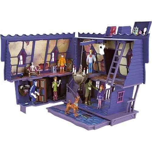 maison hantee jouet