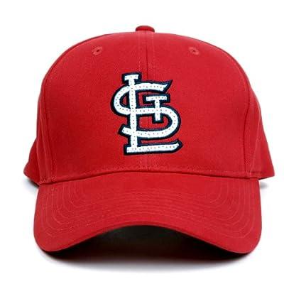 MLB St. Louis Cardinals LED Light-Up Logo Adjustable Hat