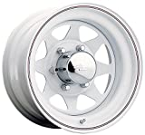 Pacer 310W WHITE SPOKE White Wheel (15x6/5x5.5, 0mm Offset)