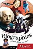 Biographies to Read Aloud with Kids, Rob Reid, 1937589579