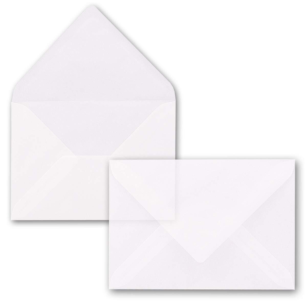 500 500 500 Mini Brief-Umschläge - Hell-Blau - 5,2 x 7,6 cm - Miniatur KuGrüns mit Nassklebung für Blaumen-Grüße, Grußkarten, Anhänger & Geld-Geschenke - Gustav Neuser® B07NNLZ8FV | Deutschland  019c90