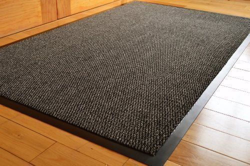 TrendMakers Barrier Mats Heavy Quality Non Slip Hard Wearing Barrier Mat.  PVC Edged Heavy Duty