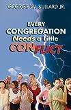 Every Congregation Needs a Little Conflict, George W. Bullard, 0827208197