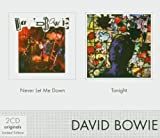 Never Let Me Down/Tonight: Remastered by David Bowie (2004-09-30)