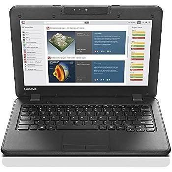 Lenovo N22 11.6-inch High Performance Laptop Notebook (2016 New Premium Edition) ( Intel Dual-Core Processor 1.60GHz, 4GB RAM, 64GB eMMC SSD,Windows 10 Pro)