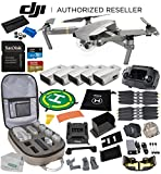 DJI Mavic Pro Platinum Collapsible Quadcopter 5-Battery Ultimate Bundle