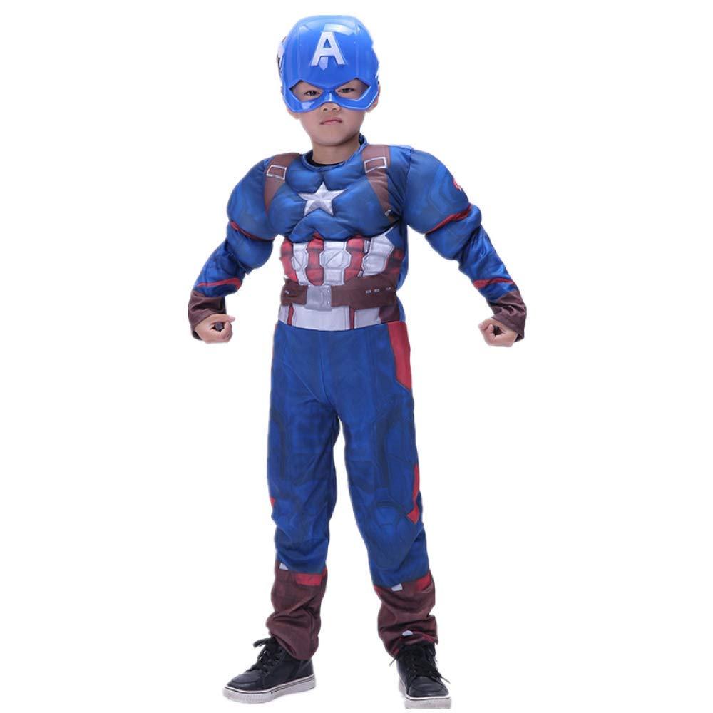 2REMISE Disfraz De Halloween Niños Avengers Iron Man Capitán ...