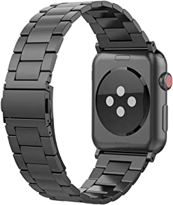 Sweepstakes: Omter Ultra-Thin Band Compatible with Apple Watch 44mm 42mm,Upgraded...