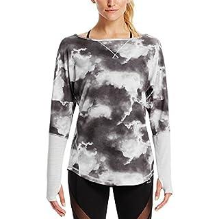 Mission Women's VaporActive Amplified Merino Long Sleeve Shirt