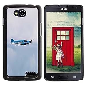 Be Good Phone Accessory // Dura Cáscara cubierta Protectora Caso Carcasa Funda de Protección para LG OPTIMUS L90 / D415 // avro enson avro anson