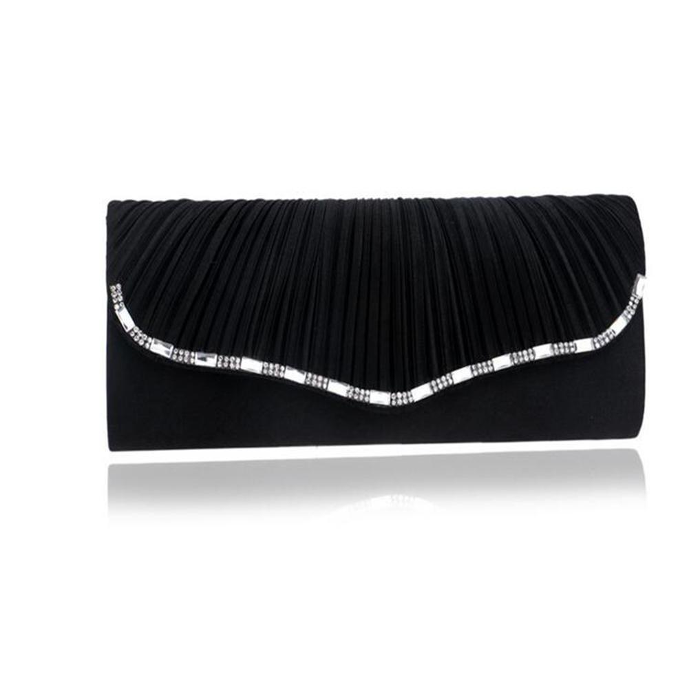 WANYANB Frauen-Formale Partei-Hochzeits-Abend-Sparkly Geldbeutel-Handtasche