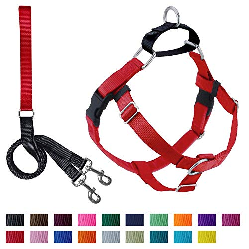 2 Hounds Design Freedom No-Pull Dog Harness Only...