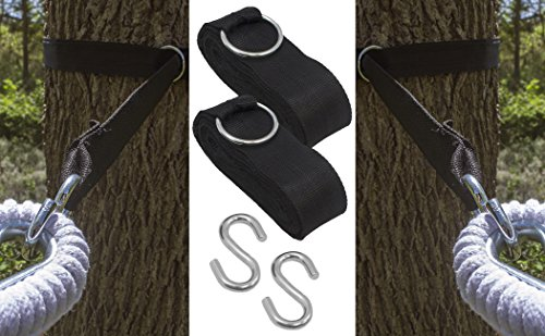 Sorbus Hammock Tree Hanging Straps