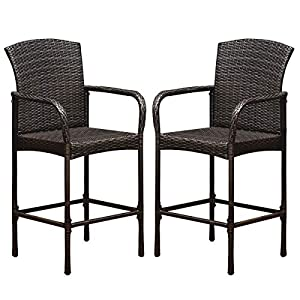 51sJ4ely1AL._SS300_ Wicker Dining Chairs & Rattan Dining Chairs