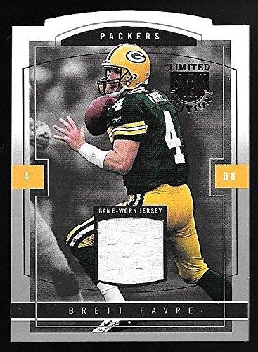 the latest 296e6 678db Amazon.com: 2003 Skybox LE Jersey Proof #60 Brett Favre ...