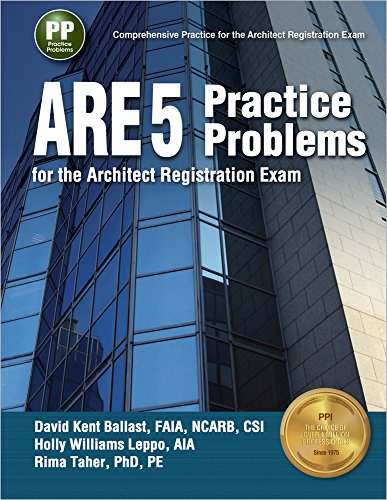 Pdf Transportation ARE 5 Practice Problems for the Architect Registration Exam