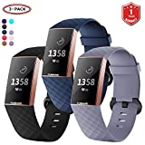 FunBand for Fitbit Charge 3 Strap Bands