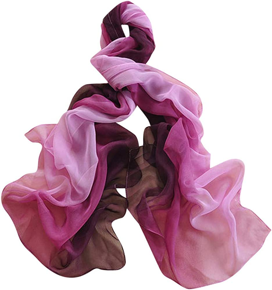 Scarf Gradient Shaded Scarf...