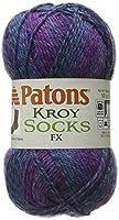 Spinrite Kroy Socks FX Yarn, Celestial Colors