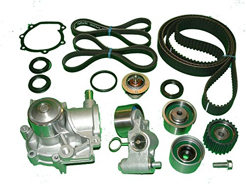 Timing Belt Kit Replacement for Subaru Outback 2000-2004 2.5L WATER PUMP, TENSIONERS SEALS DRIVE BELTS SEALS