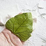 Silicone Universal Leaf Veiner Mold Gum Paste Leaf Leaves Stamp Fondant Cake Cold porcelain