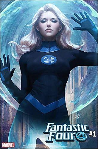 Marvel 2018 Fantastic Four #1 Main Cover NM Bagged /& Boarded Unread Dan Slott
