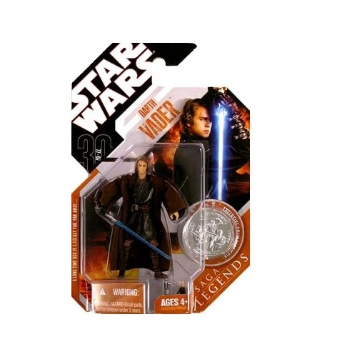 Review Star Wars: Saga Legends