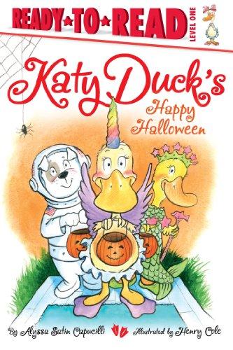 Katy Duck's Happy Halloween (Good Fast Halloween Costume Ideas)