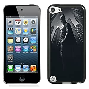 Beautiful Custom Designed Cover Case For iPod Touch 5th With Batman In The Dark Phone Case Cover