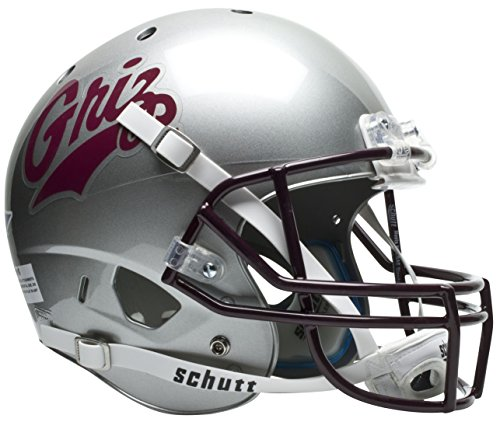 NCAA Montana Grizzlies Replica XP Helmet by Schutt