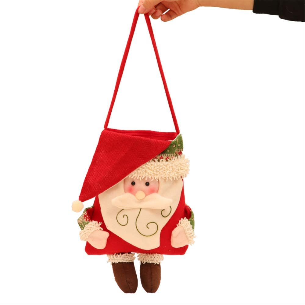 Candy Bag Box Gift Bag Child Send Boyfriend Girlfriend Christmas Eve Kids Party Gift Business Presents Wrapping 32x19cm Amazon Co Uk Office Products