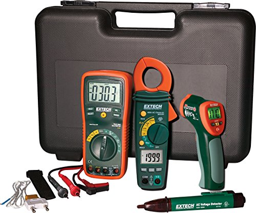 Extech TK430-IR Industrial Equipment and Material Troubleshooting Combo Kit by Extech (Image #1)