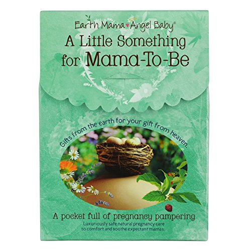 Earth Mama A Little Something For Mama-To-Be Organic Pregnancy Gift Set, 5 Piece by Earth Mama (Image #1)