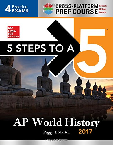 5 Steps to a 5 AP World History 2017 / Cross-Platform Prep Course