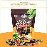 Roots Circle Mini Halva Candy Sesame Tahini Bars