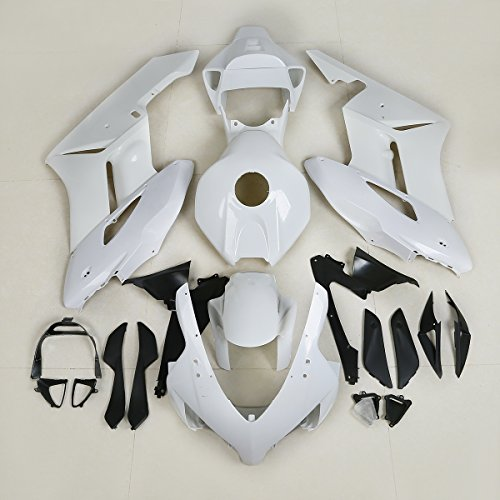 XFMT ABS Injection Fairings Kit BodyWork Compatible with Honda CBR 1000 RR 1000RR 2004-2005 2004 ()