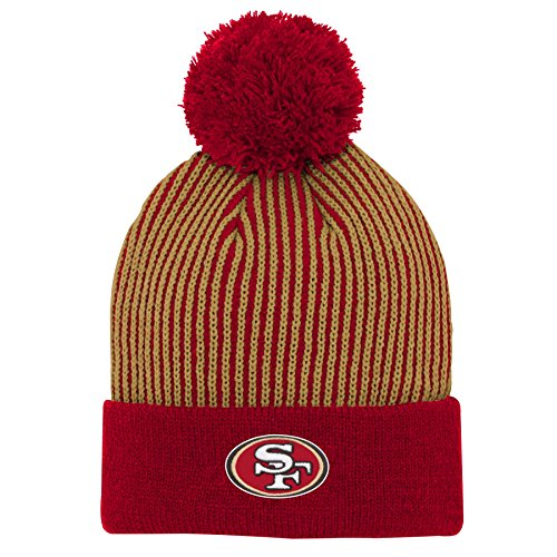 6a8aafc79 San Francisco 49ers Pom Hat