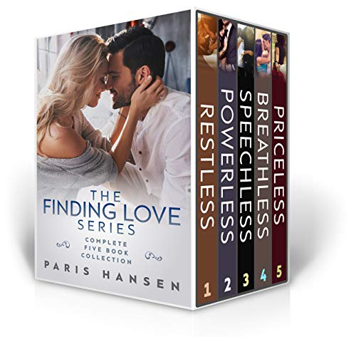 The Finding Love Series: Complete Five Book Collection by [Hansen, Paris]
