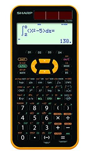 SHARP Standard function calculator Pythagoras 442 function Y