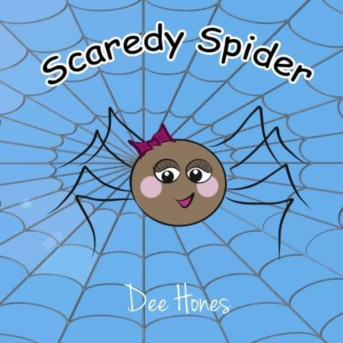 Books : Scaredy Spider