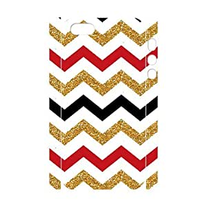 AKERCY Cute Pattern Phone 3D Case For iPhone 5,5S [Pattern-5]