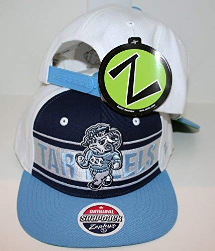 1492ae18a Image Unavailable. Image not available for. Color: ZHATS North Carolina UNC  Tarheels Blue White Game ...