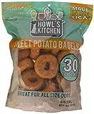 Cheap Howl's Kitchen Scott Pet 1 Pouch 30 Count Sweet Potato Bagels