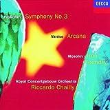 Prokofiev: Symphony No. 3/Varese: Arcana/Mosolov: Iron Foundry