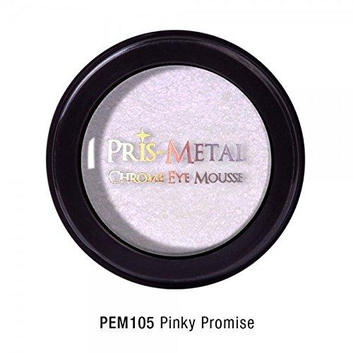 J.Cat Beuaty Pris-Metal Chrome Eye - Eye Metal