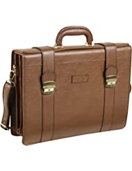 AmeriLeather Ambassador Attache Case