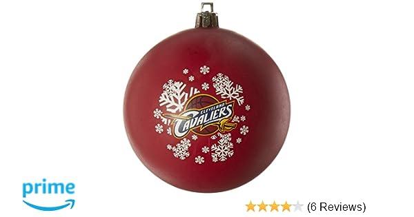 Boelter Brands NBA Unisex NBA Shatterproof Ball Ornament
